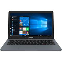 "Notebook Positivo Motion I341TA Intel Core i3 4Gb Ram 1Tb HD Tela 14"" Led HD Win 10 Home - Cinza"