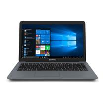 "Notebook Positivo Motion I3464A Core i3 4GB + 64GB Nuvem* Tela14"" HD Windows 10 Home  CobaltGray"