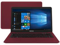 "Notebook Positivo Motion Red C464B Intel Dual Core - 4GB 64GB 14"" Windows 10"