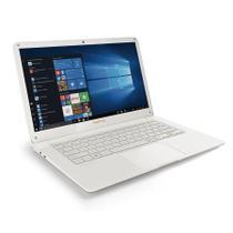 "Notebook Positivo Motion White Q432A 4GB + 64GB Nuvem* 14"" Windows 10 Home - Branco -"