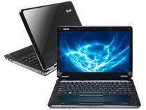 Notebook Qbex Max Mobile c/ Intel Core i7 - 2ª Geração 4GB 500GB Grava DVD
