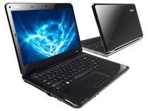 Notebook Qbex NOTAXH1659014 c/ Intel Cedar Trail - 4GB 320GB LED 14 HDMI