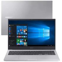 Notebook Samsung Book E30 Intel Core i3-10110U 10ª Geração 4GB 1TB 15.6'' NP550XCJ-KT1BR - Prata -