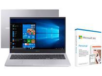 "Notebook Samsung Book E30 Intel Core i3 4GB 1TB - 15,6"" + Microsoft 365 Personal 1TB OneDrive"