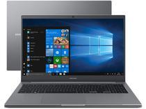 "Notebook Samsung Book NP550XDA-KS1BR Intel Core i7 - 8GB 256GB SSD 15,6"" Full HD LED Windows 10"
