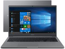 "Notebook Samsung Book NP550XDA-KT3BR Intel Core i3 - 4GB 256GB SSD 15,6"" Full HD LED Windows 10"