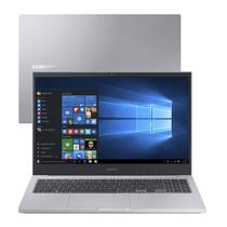 Notebook Samsung Book X20 Np550 Core I5-10210u Mem. 8gb Hd 1tb Ssd 240gb Tela 15.6' Fhd Windows 10 Home -