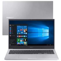 Notebook Samsung Book X30 Intel Core i5-10210U 10ª Geração 8GB 1TB 15.6'' NP550XCJ-KF1BR - Prata -