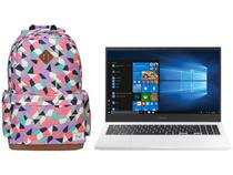 "Notebook Samsung Book X40 Intel Core i5 8GB 1TB - 15,6"" Placa de Vídeo 2GB Windows 10 + Mochila"