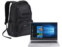 "Notebook Samsung Book X45 Intel Core i5 8GB - 256GB SSD 15,6"" Placa de Vídeo 2GB + Mochila"