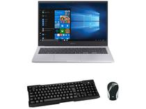 Notebook Samsung Book X45 Intel Core i5 8GB - 256GB SSD + Mini Mouse sem Fio Laser + Teclado