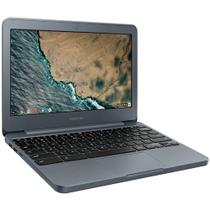 Notebook Samsung Chromebook Intel 1.6GHz 4GB 32GB SSD OS Tela 11.6 - Cinza -