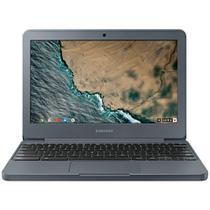Notebook Samsung Chromebook SS Intel 2.4GHz 4GB 32GB SSD Tela 11.6  Cinza -