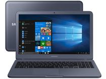 "Notebook Samsung Essentials E20 Intel Celeron - Dual Core 4GB 500GB 15,6"" Windows 10"