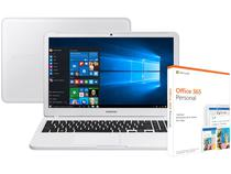 Notebook Samsung Essentials E30 Intel Core i3 4GB - 1TB + Pacote Microsoft Office 365 Personal