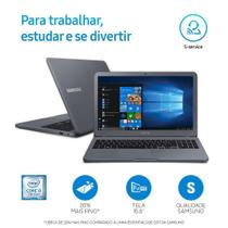 Notebook Samsung Essentials i3 1TB 4GB 15,6