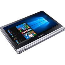 "Notebook samsung style 2-em-1 np740u3m-kd1br 13,3"" -"