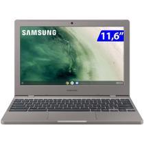 Notebook Samsung Tela 11.6 N4000 32GB 4GBRAM Chromebook XE310XBA-KT1BR -