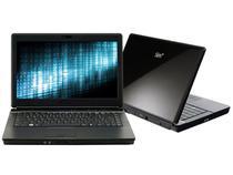 Notebook SIM 1066 Intel  Pentium  - Dual Core 4GB 320GB LCD 14 Grava DVD Webcam