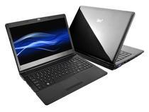 Notebook SIM 6165 c/ Intel  Core i3 - 2GB 320GB LED 14 HDMI Webcam
