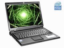 Notebook SIM c/ Intel  Pentium Dual Core 1,86GHz - 2GB 120GB LCD 14.1 Grava DVD Wireless