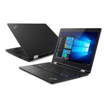 "Notebook ThinkPad L380 Yoga i7 8GB 256GB SSD W10P 13.3"" Full HD WVA Multitouch 20M8001NBR Preto - Lenovo"