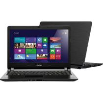 Notebook Ultrafino CCE com Intel Dual Core 2GB 500GB LED 14 Thin  - U25