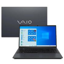 Notebook VAIO Core i5-10210U 8GB 1TB Tela 15.6 Windows 10 FE15 VJFE52F11X-B0111H -