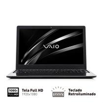 Notebook Vaio Fit 15S Intel Core i3 4GB 128GB SSD Tela LED 15,6