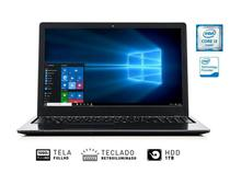 Notebook Vaio VJF154F11X-B0711B FIT 15S I3-6006U 4GB 1TB 15.6 FHD WIN10 SL