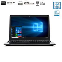 Notebook Vaio VJF155F11X-B1011B FIT 15S Intel Core I7-7500U 8GB SSD 256GB 15,6 Retroiluminado
