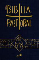 Nova Bíblia Pastoral - Bolso - Capa Cristal - Paulus Editora