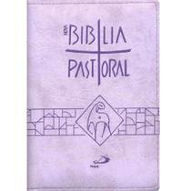 Nova bíblia pastoral + Marca Página - Paulus