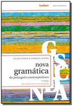 Nova gramatica do portugues contemporaneo - 07ed - Lexikon