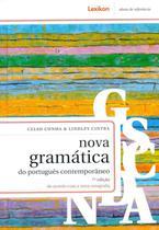 Nova Gramatica Do Portugues Contemporaneo - Lexikon -