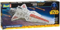 Nova Nave Star Wars Republic Star Destroyer Revell 04860 - Geral
