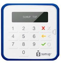 Nova SumUp Top Bluetooth - Com bateria e Sem aluguel -