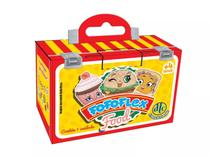 Novas Mini Surpresas Colecionaveis Fofoflex Food Dtc 4545 -