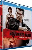November Man (Blu-Ray) - Playarte (rimo)
