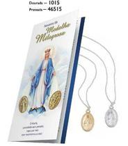 Novena da medalha milagrosa - Armazem