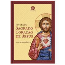 Novena do Sagrado Coração de Jesus - S. Afonso Maria de Ligório - Editora Santa Cruz
