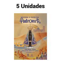 Novena e Festa da Padroeira do Brasil 2021 - 5 Unidades - Editora Santuário