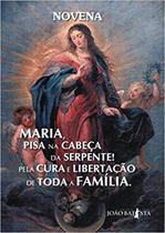 Novena maria pisa na cabeça da serpente pela cura e libertação de toda a família - Comunidade filhos de joao bati