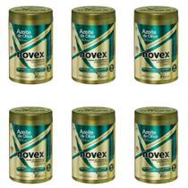 Novex Azeite De Oliva Creme De Tratamento 400g (Kit C/06) -