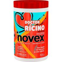 Novex Creme de Tratamento Doctor Rícino 400g -