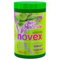 Novex Super Babosão Creme de Tratamento Embelleze Pote 1kg -