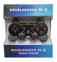 Novo    10 vendidos Controle Ps3 Sem Fio Double Shock 3 Bluetooth - Lehuai -