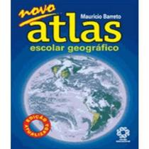 Novo atlas escolar geografico - Escala Educacional