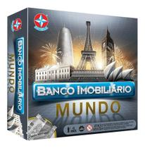 Novo Banco Imobiliário Mundo - Estrela -
