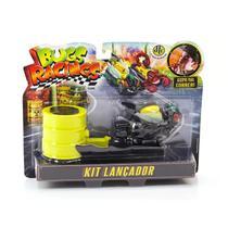 Novo Brinquedo Bugs Racing Kit Lançador Surpresa Dtc 5061 -